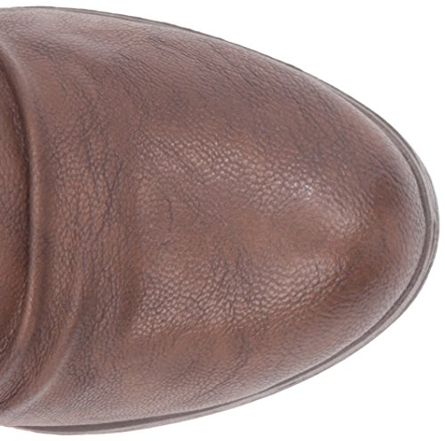 Carlos by Carlos Santana Candace Wide Calf Synthétique Botte brown