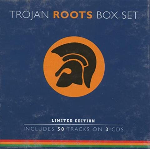 Coffret 3 CD : Trojan Roots Box Set [Import anglais]