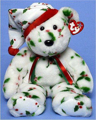 ty-beanie-bear-holly-as-new-all-tags
