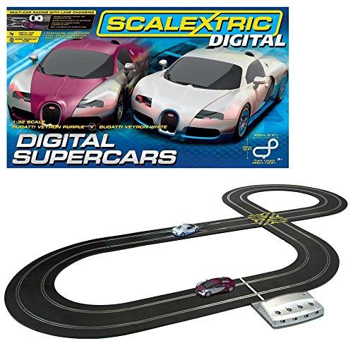 Scalextric Digital Supercars Set
