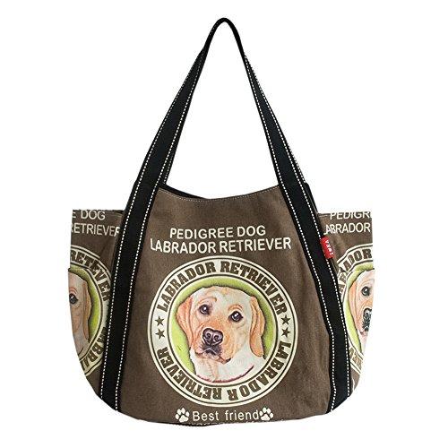 pedigree-dog-canvas-shoulder-tote-bag