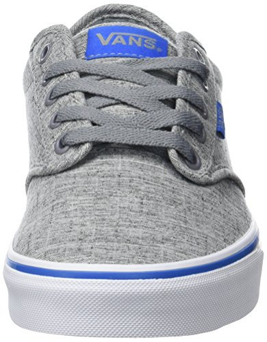 Vans Mn Atwood, Sneakers Basses Homme Gris (S17 Textile)