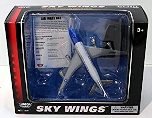 Sky Wings - Avión a escala, 1:100 (77034)