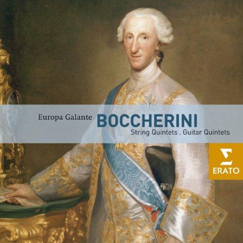 Boccherini : String & Guitar Quintets, Minuet in A