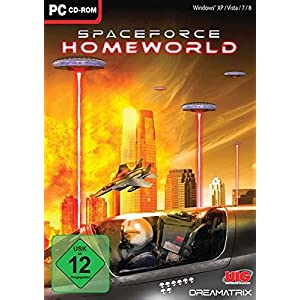 Spaceforce Homeworld – [PC]