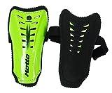 #5: Wintex Shin Guard Light Weight PVC Material Hockey & Football Ankle Sleeve - 20 x 16 cm - Colour Assorted.
