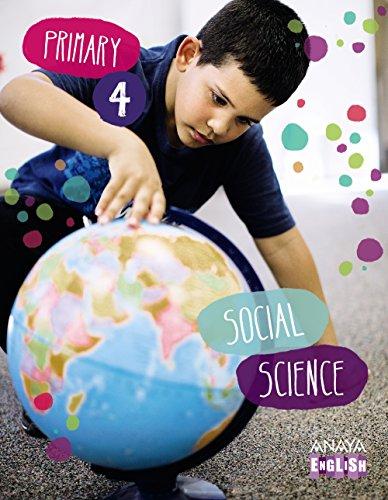 Social Science 4 (Anaya English)