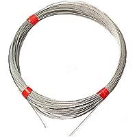 Cablematic - Acciaio inossidabile Cavo 1,5 millimetri 10m