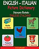 ENGLISH-ITALIAN Picture Dictionary (Dizionario Illustrato INGLESE-ITALIANO)
