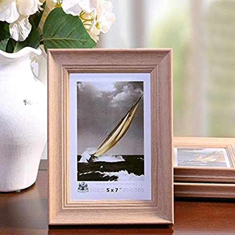 Aoligei European creative modern simple frame living room restaurant pendulum 18*23cm