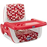 Chicco Booster Seat Mode (Scarlet Red)