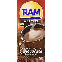 Ram Chocolate Lquido a la Taza - Pack 6 x 1 L - Total: 6 L