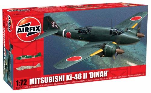 airfix-172-mitsubishi-ki-46-ii-dinah-aircraft-model-kit