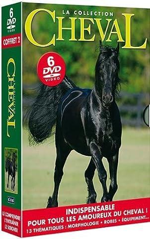 La Collection cheval - Coffret 6 DVD Vol.2