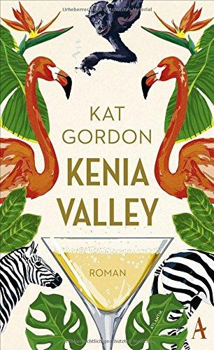 Buchseite und Rezensionen zu 'Kenia Valley' von Kat Gordon