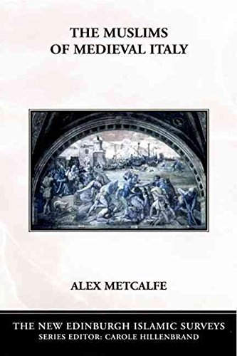 [(The Muslims of Medieval Italy)] [By (author) Alex Metcalfe] published on (September, 2009)