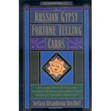 Russian Gypsy Fortune Telling Cards