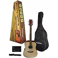 Pack Guitarra Acústica Academy Sombreada