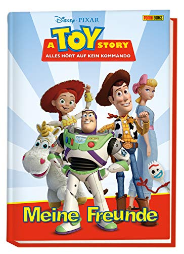 A Toy Story: Alles hört auf kein Kommando: Meine Freunde: Freundebuch