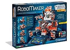 Idea Regalo - Scienza e Gioco Clementoni 13992 - RoboMaker