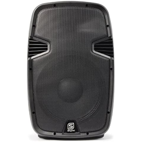 Skytec SPJ1200 Sonido Profesional DJ Altavoz 30cm (12