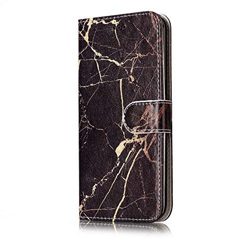 s7-edge-casebestcatgift-kickstand-feature-galaxy-s7edge-wallet-case-idcredit-card-pocketsblack-marbl