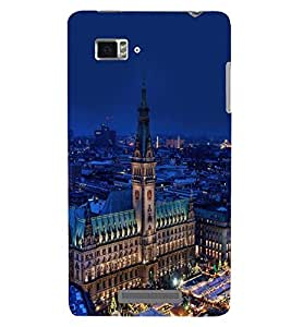 PRINTSWAG SCENERY Designer Back Cover Case for LENNOVO VIBE ZK910