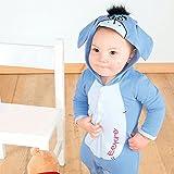 Costume/grenouillère bébé officielle Disney - Bourriquet de Winnie l'ourson - Taille 0-3 mois