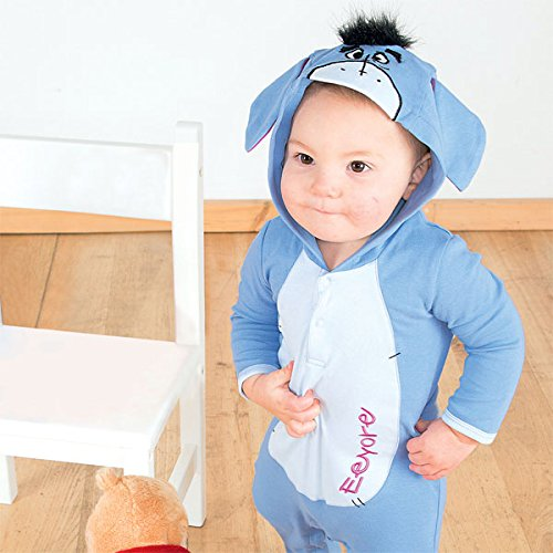 - 9-12m (Winnie The Pooh Baby-outfit)