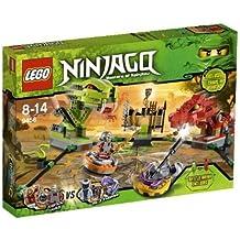 LEGO 9456 Ninjago - Duelo de Spinners