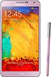 Samsung Galaxy Note 3 Smartphone (14,5 cm (5,7 Zoll) AMOLED-Touchscreen, 2,3GHz, Quad-Core, 3GB RAM, 13 Megapixel Kamera, Android 4.3) pink