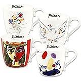 Könitz Le Bouquet de l´amité Minipresso Becher Tasse Espressotasse Picasso 90ml