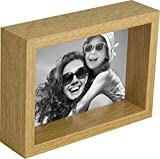 20 x 25 cm Box Bilderrahmen, Eiche