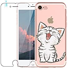 coque iphone 8 plus chat mou