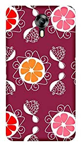 WOW 3D Printed Designer Mobile Case Back Cover For Micromax Canvas Xpress 2 E313