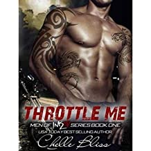 [{ Throttle Me (MP3 - CD) (Men of Inked #1) By Bliss, Chelle ( Author ) Nov - 18- 2014 ( MP3 CD ) } ]