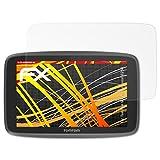 atFoliX Folie für Tomtom GO Professional 6250 Displayschutzfolie - 3 x FX-Antireflex-HD hochauflösende entspiegelnde Schutzfolie