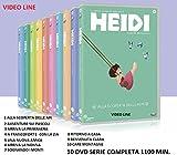 Heidi - Serie Completa Vol.1-10 (10 DVD) Edizione Italiana