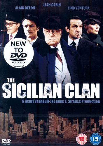 Bild von The Sicilian Clan [UK Import]