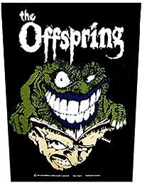 Wolfszeit–Parche para espalda The Offspring Donovan