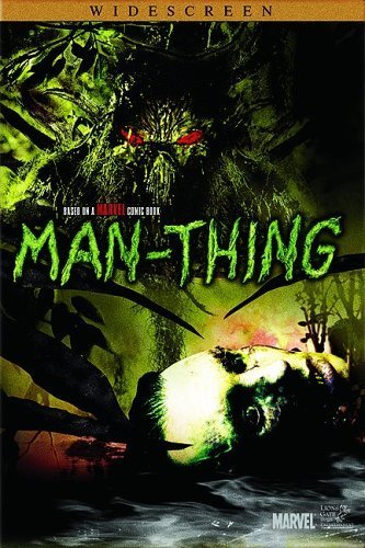 Man-Thing by Matthew Le Nevez