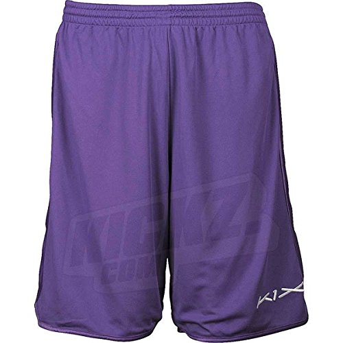 K1X Hardwood Intimidator Shorts, Purple, XXL