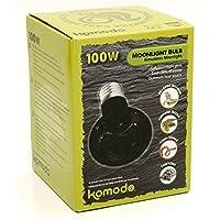 Happy Pet Products Komodo Moonlight Glow Spot Lamp (50w) (Moonlight Glow)