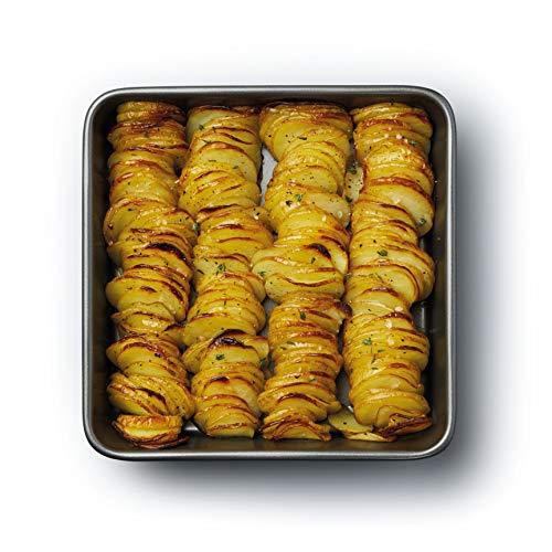 Master Class Antihaftbeschichtete quadratische Backform, 23cm - Non-stick Lasagne Pan