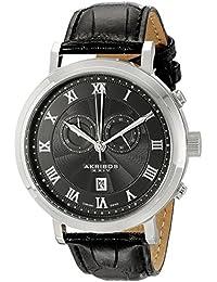 Akribos AK591BK - Reloj para hombres
