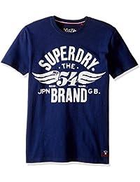 Superdry Herren 54Marke Graphic T-Shirt
