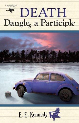 Death Dangles a Participle (Miss Prentice Cozy Mysteries)