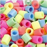 Nabbi Jumbo fusione perline in secchio, Plastica, Pastello, 550-piece