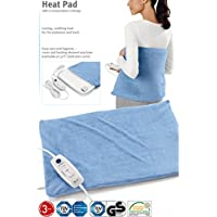 Electric heating pads The hotest heat pad Temperature Range 36-75℃ Heat pad for warming & for soothing Neck Shoulders Back Pain Relif