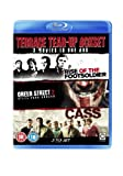 Terrace Tear-Up Box Set  (Green Street 2/Cass/Rise of the Footsoldier)  [Blu-ray]